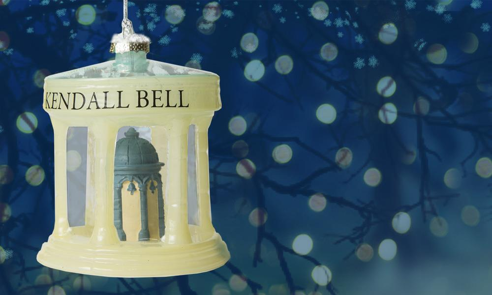 Celebrate TU's Heritage with the New Kendall Bell Ornament