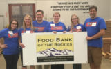 Denver Chapter Volunteering at the Food Bank