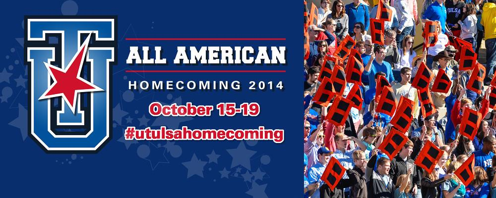 Join us for a TU All American Homecoming