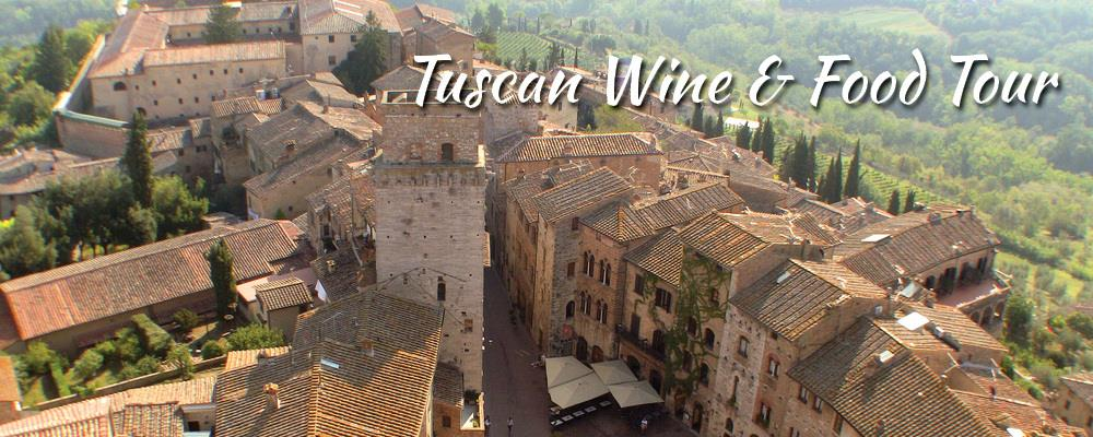 Enjoy a Week in Tuscany and Rome: March 13 - 21, 2015