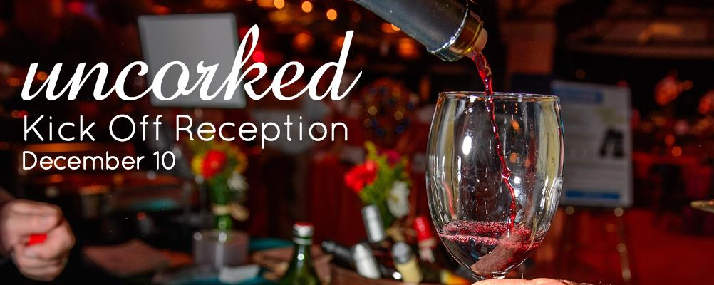 Volunteer for TU Uncorked 2015! RSVP for a kick-off party on Wednesday, December 10.