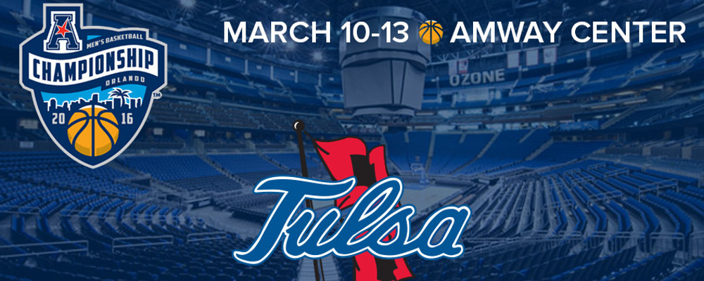 Join the Golden Hurricane in Orlando!
