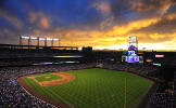Denver Chapter Night at the Rockies